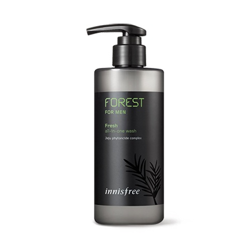 Innisfree Forest For Men Fresh All In One Wash korean men skincare product online shop malaysia hong kong china