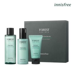 Innisfree Forest For Men Fresh Special Skincare Set Brunei Argentina Mexico USA