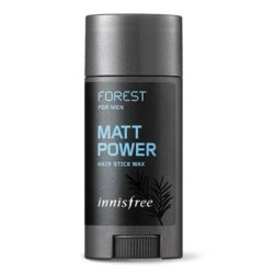 Innisfree Forest For Men Matt Power Hair Stick Wax korean men skincare product online shop malaysia hong kong china