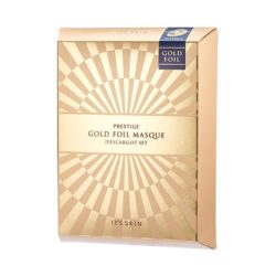 It's Skin Prestige Gold Foil Masque d'escargot 165ml korean cosmetic skincare shop malaysia singapore indonesia