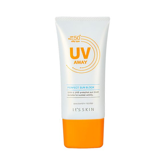 It's Skin UV Away Perfect Sun Block 50ml korean cosmetic skincare shop malaysia singapore indonesia