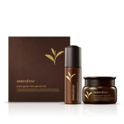Innisfree Black Green Tea Special Set korean cosmetic skincare product online shop malaysia usa thailand