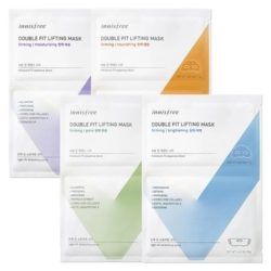 Innisfree Double Fit Lifting Mask korean cosmetic skincare product online shop malaysia usa thailand