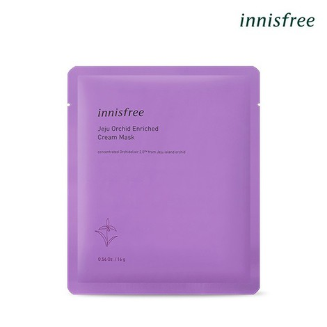 Innisfree Jeju Orchid Enriched Cream Mask malaysia