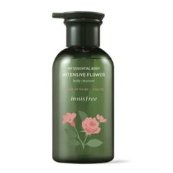 Innisfree My Essential Body Intensive Flower Body Cleanser korean cosmetic skincare product online shop malaysia usa mexico