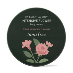 Innisfree My Essential Body Intensive Flower Body Cream korean cosmetic skincare product online shop malaysia usa mexico