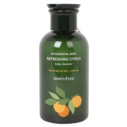 Innisfree My Essential Body Refreshing Citrus Body Cleanser korean cosmetic skincare product online shop malaysia usa mexico