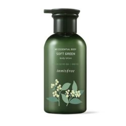 Innisfree My Essential Body Soft Green Creamy Body Lotion korean cosmetic skincare product online shop malaysia usa mexico