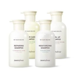 Innisfree My Hair Recipe Shampoo For Hair Care korean cosmetic skincare product online shop malaysia usa mexico