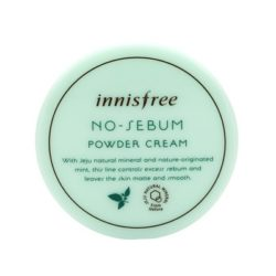 Innisfree No Sebum Powder Cream korean cosmetic skincare product online shop malaysia usa thailand