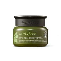 Innisfree Olive Real Eye Cream Ex korean cosmetic skincare product online shop malaysia usa thailand