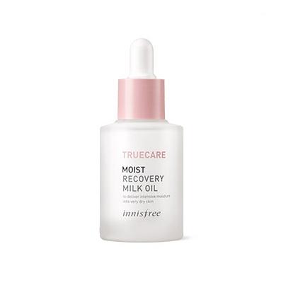 Innisfree Truecare Moist Recovery Milk Oil korean cosmetic skincare product online shop malaysia macau china