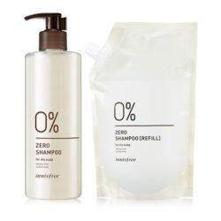 Innisfree Zero Shampoo Special Set For Dry Scalp korean cosmetic skincare product online shop malaysia usa mexico
