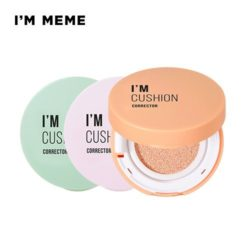MEMEBOX I'm Meme I'm Cushion Corrector 6ml korean cosmetic skincare shop malaysia singapore indonesia