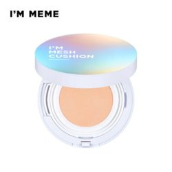 MEMEBOX I'm Meme I'm Mesh Cushion 17g korean cosmetic skincare shop malaysia singapore indonesia