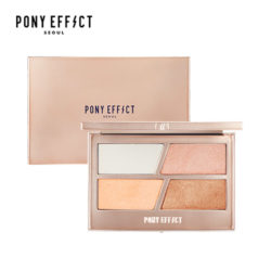 MEMEBOX Pony Effect Full Spectrum Illuminating Palette 9g korean cosmetic skincare shop malaysia singapore indonesia