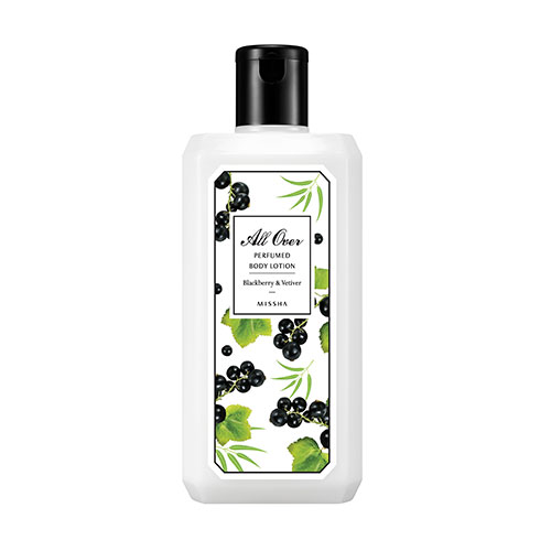 Missha All Over Perfumed Body Lotion 330ml korean cosmetic skincare shop malaysia singapore indonesia