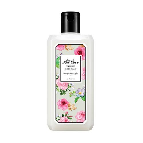 Missha All Over Perfumed Body Wash 330ml korean cosmetic skincare shop malaysia singapore indonesia