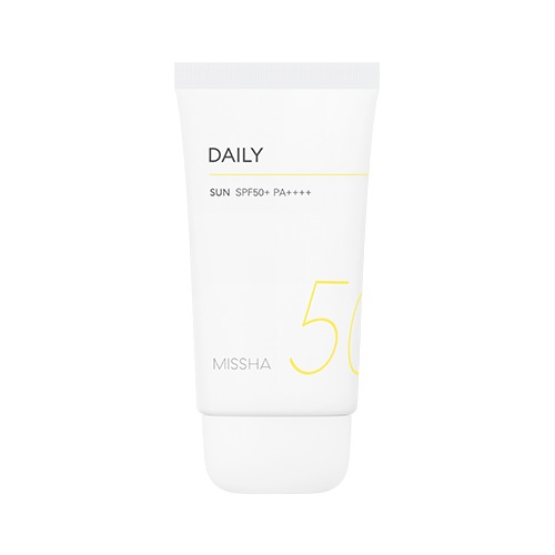 Missha Daily Sun SPF50+PA+++ korean cosmetic suncare product online shop malaysia usa uk