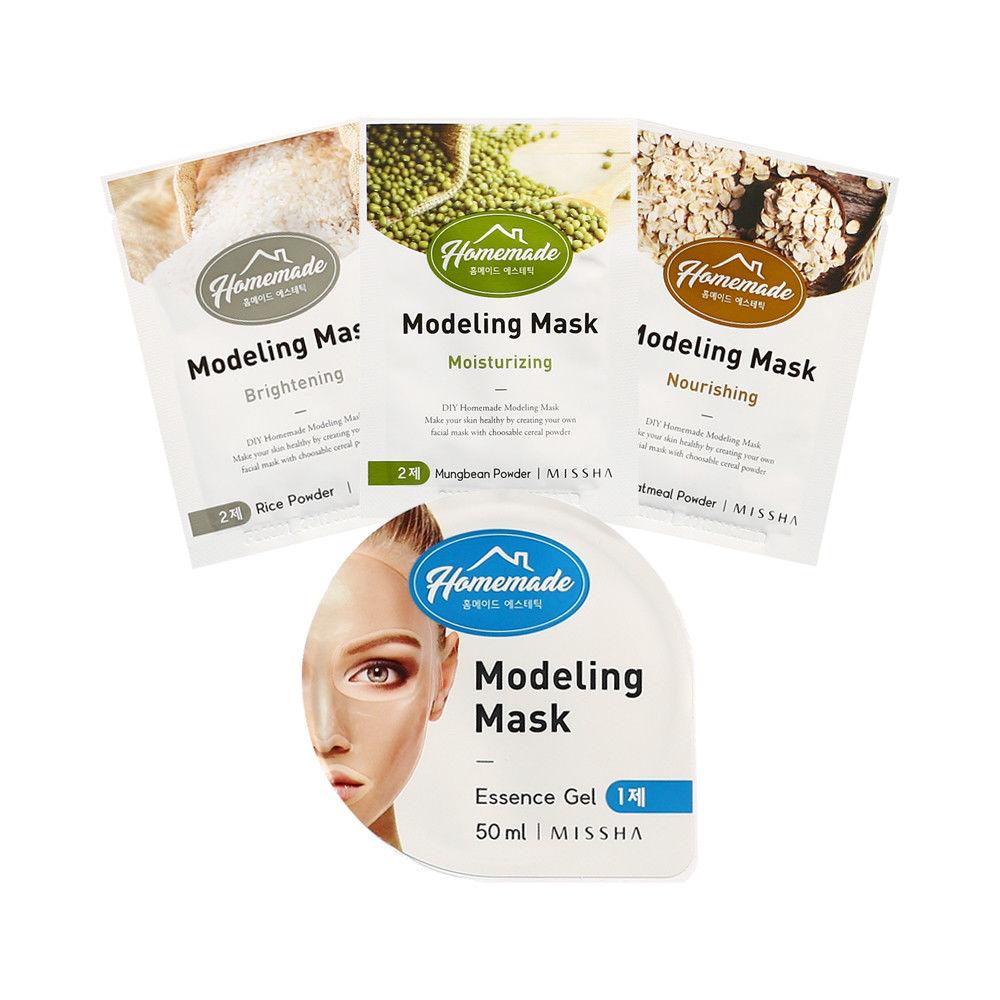Missha Homemade Modeling Mask 55ml korean cosmetic skincare shop malaysia singapore indonesia