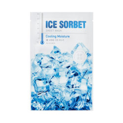 Missha Ice Sorbet Sheet Mask 30g korean cosmetic skincare shop malaysia singapore indonesia