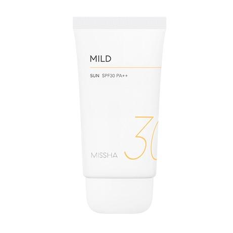 Missha Mild Sun SPF30PA++ korean cosmetic suncare product online shop malaysia usa uk
