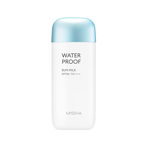 Missha Water Proof Sun Milk korean cosmetic suncarw product online shop malaysia usa uk