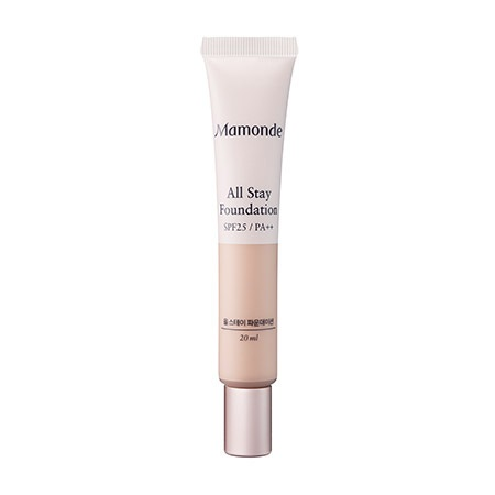Mamonde All Stay Foundation korean makeup product online shop malaysia germany macau