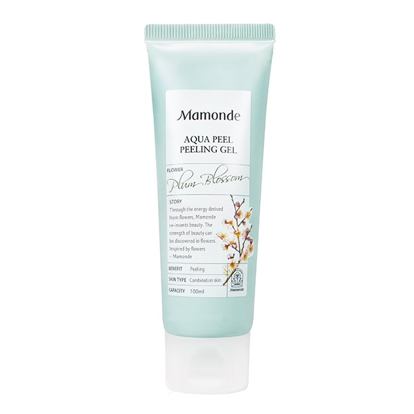 Mamonde Aqua Peel Peeling Gel korean cosmetic skincare product online shop malaysia czech austria