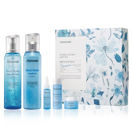 Mamonde Floral Hydro Gift Set 365ml