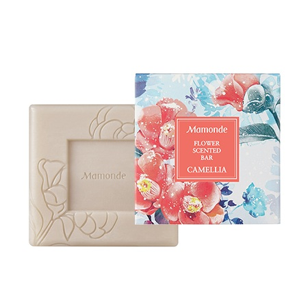 Mamonde Flower Scented Bar Korean cosmetic cleansing product online shop malaysia usa mexico