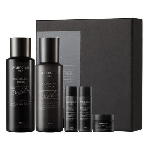 Mamonde Men Recharging Gift Set Korean cosmetic men skincare online shop malaysia thailand argentina