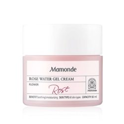 Mamonde Rose Water Gel Cream korean cosmetic skincare product online shop malaysia czech austria