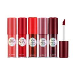 Missha Pop Tastic Jelly Tint 5g korean cosmetic skincare shop malaysia singapore indonesia