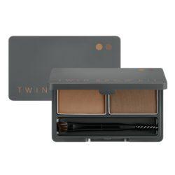 Missha Twin Brow Kit 4.4g korean cosmetic skincare shop malaysia singapore indonesia