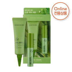 Nature Republic Bee Venom Spot 2Pcs Set 35ml korean cosmetic skincare shop malaysia singapore indonesia