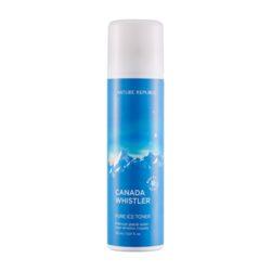 Nature Republic Canada Whistler Pure Ice Toner 150ml korean cosmetic skincare shop malaysia singapore indonesia