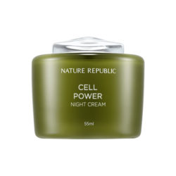 Nature Republic Cell Power Night Cream 55ml korean cosmetic skincare shop malaysia singapore indonesia