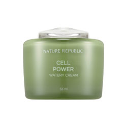 Nature Republic Cell Power Watery Cream 55ml korean cosmetic skincare shop malaysia singapore indonesia