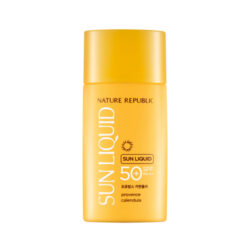 Nature Republic Provence Calendula Sun Liquid 50ml korean cosmetic skincare shop malaysia singapore indonesia