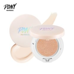 MEMEBOX Pony Effect Blossom Fitting Cushion Foundation 15g+15g [3 color] korean cosmetic makeup product online shop malaysia china usa