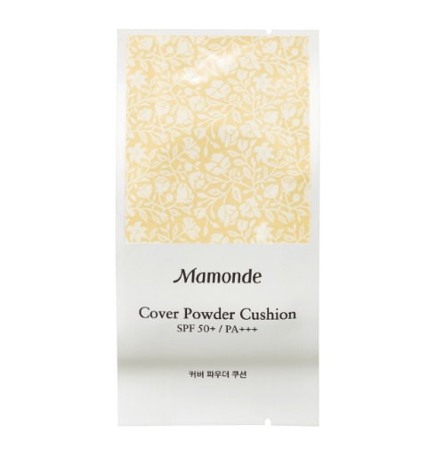 Mamonde Brightening Cover Powder Cushion refill korean makeup product online shop malaysia germany macau