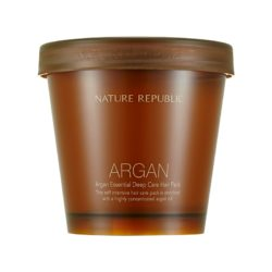 Nature Republic Argan Essential Deep Care Hair Pack 470ml malaysia