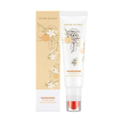 Nature Republic Hand And Nature Dual Hand Lip Balm 32.2ml korean cosmetic skincare shop malaysia singapore indonesia