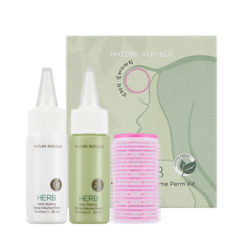 Nature Republic Herb Styling Bang Volume Firm Kits 60ml korean cosmetic skincare shop malaysia singapore indonesia