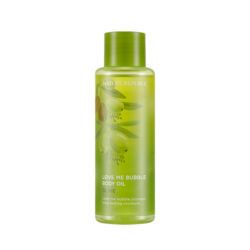 Nature Republic Love Me Bubble Body Oil Olive 155ml korean cosmetic skincare shop malaysia singapore indonesia