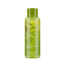 Nature Republic Love Me Bubble Body Oil Olive 155ml korean cosmetic skincare shop malaysia singapore indonesia