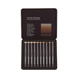 Nature Republic Pro Touch Color Master Stick Shadow Kit 14g korean cosmetic skincare shop malaysia singapore indonesia