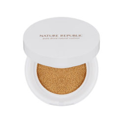 Nature Republic Pure Shine Natural Cushion 12g korean cosmetic skincare shop malaysia singapore indonesia