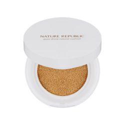 Nature Republic Pure Shine Natural Cushion 12g korean cosmetic skincare shop malaysia singapore indonesia